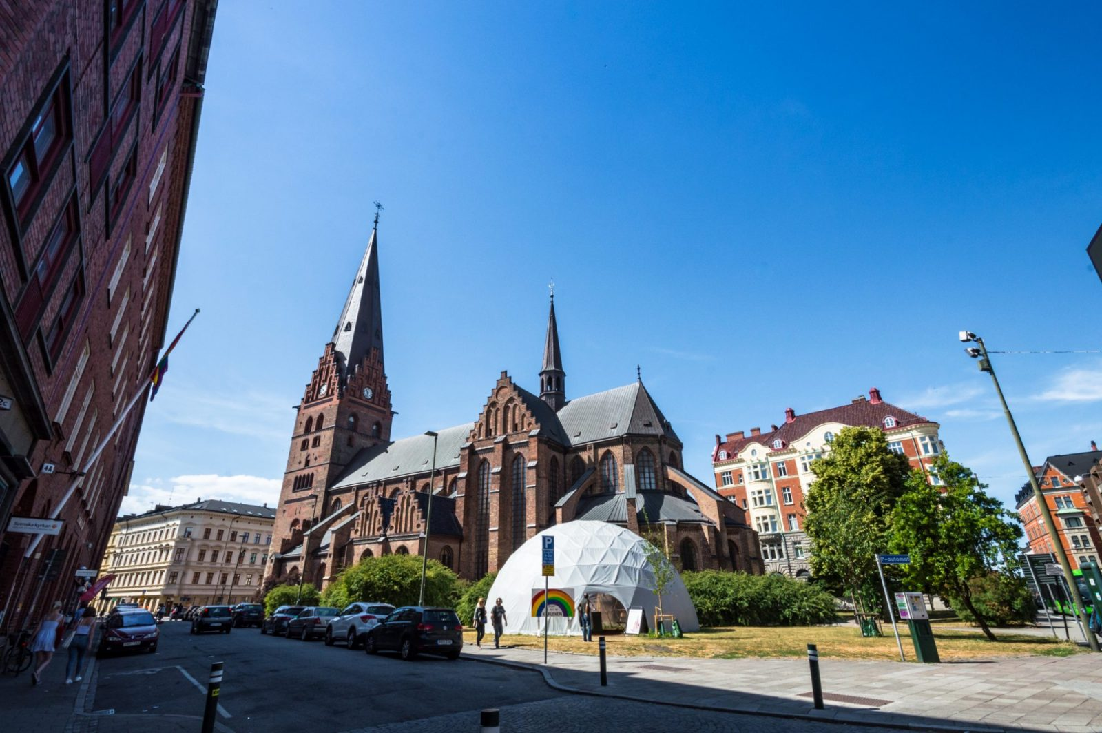 St Peter's Church in Malmo