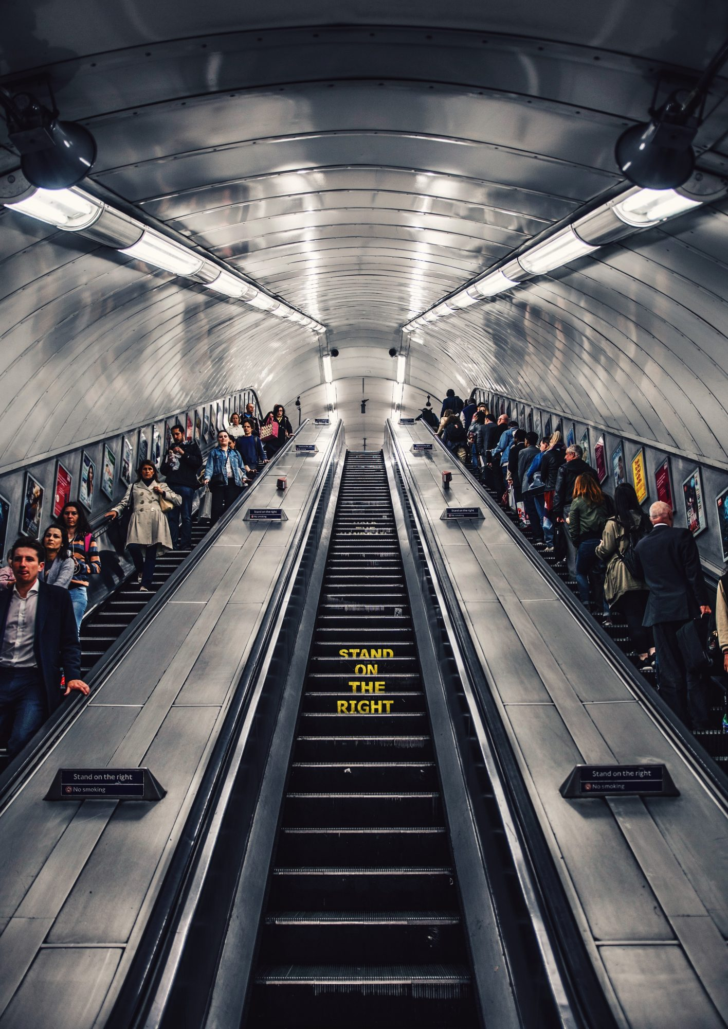 tips for riding the London underground