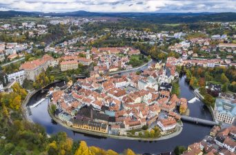 day trips from prague - ceky krumlov