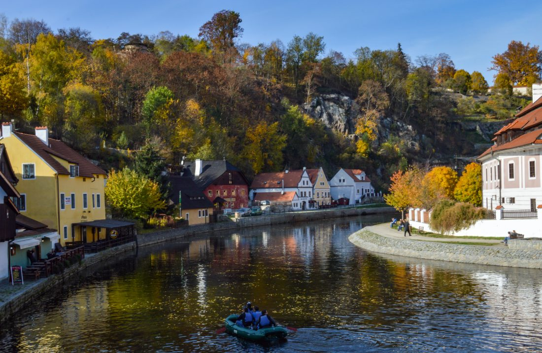visiting Cesky Krumlov on a day trip from Prague - things to do in Cesky Krumlov