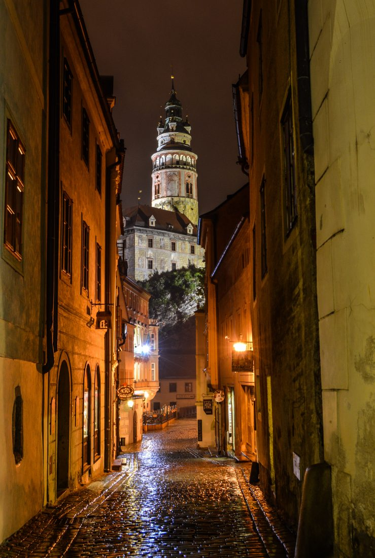 best day trips from prague - cesky krumlov