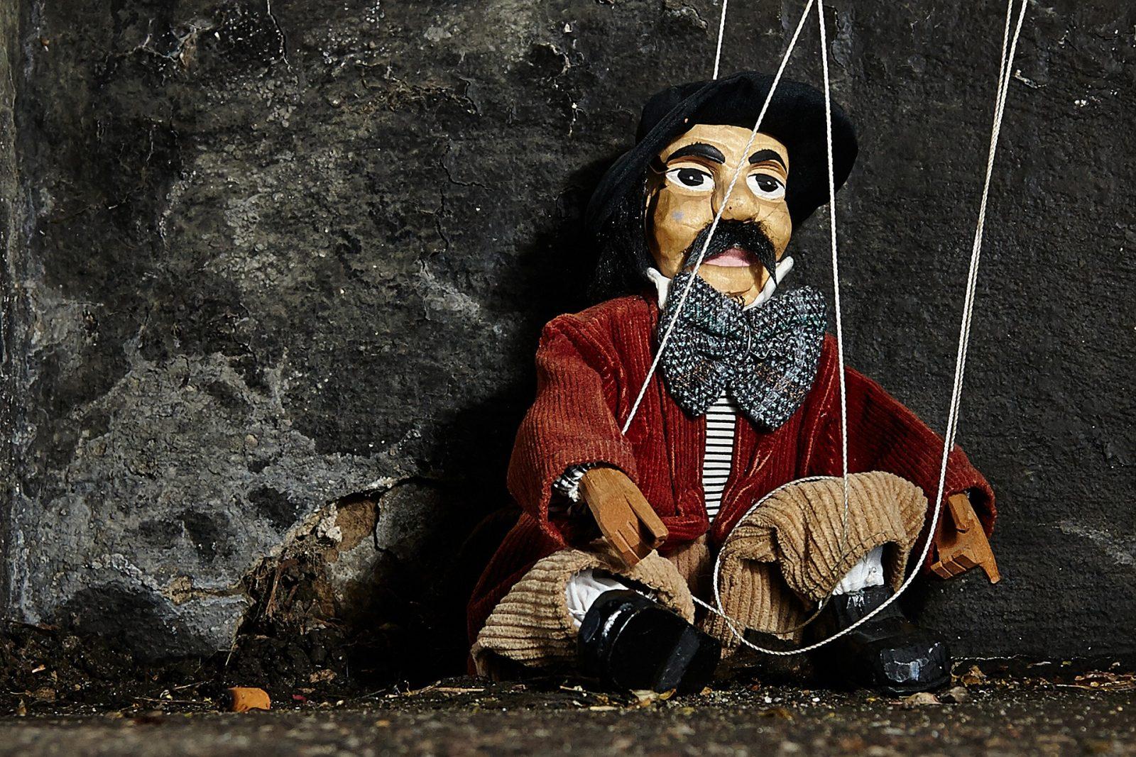 Marionette Museum Cesky Krumlov