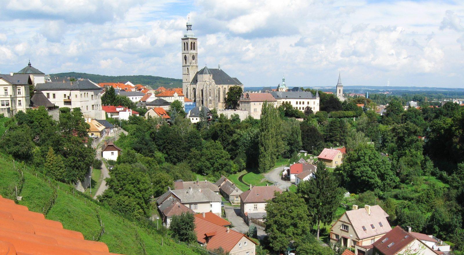 Kutna Hora UNESCO Site in the Czech Republic