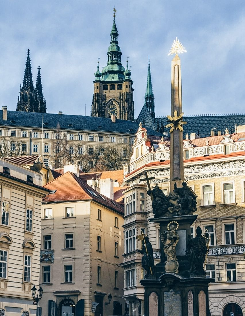 the coolest Castles in Prague - Prague Castle