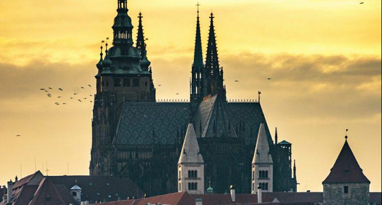 Coolest castles in the Czech Republic - Prague Castle