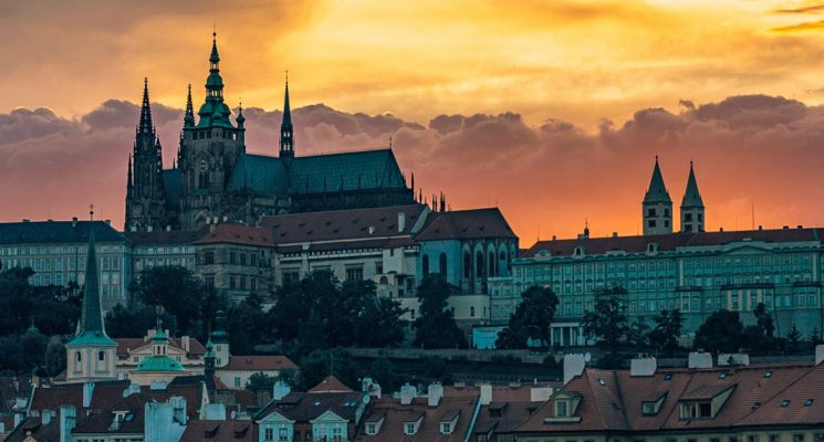 Coolest castles in the Czech Republic - Prague Castle