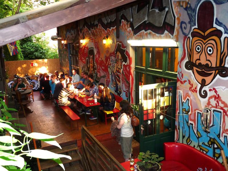 best party hostels in Prague - Elf Hostel