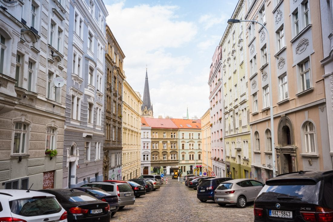 Off the beaten path in prague - exploring zizkov