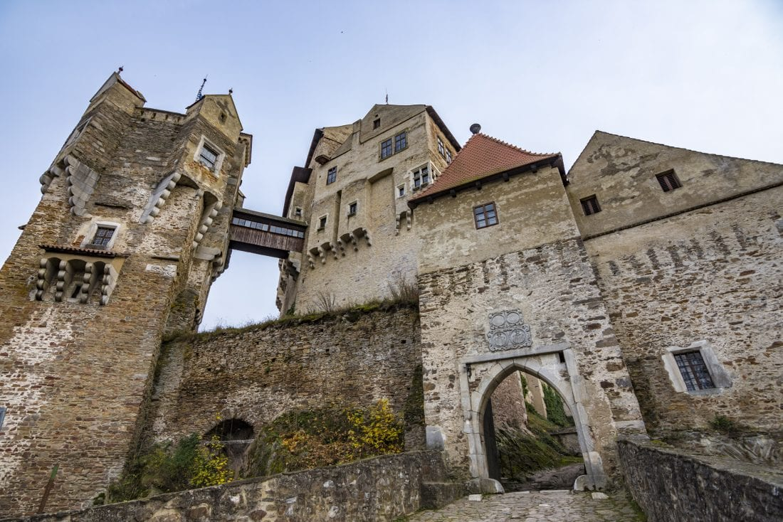 Coolest Castles in the Czech Republic - Pernstejn Castle
