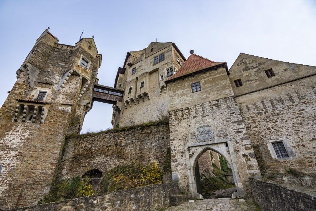 Coolest Castles in the Czech Republic - Pernstejn Castle