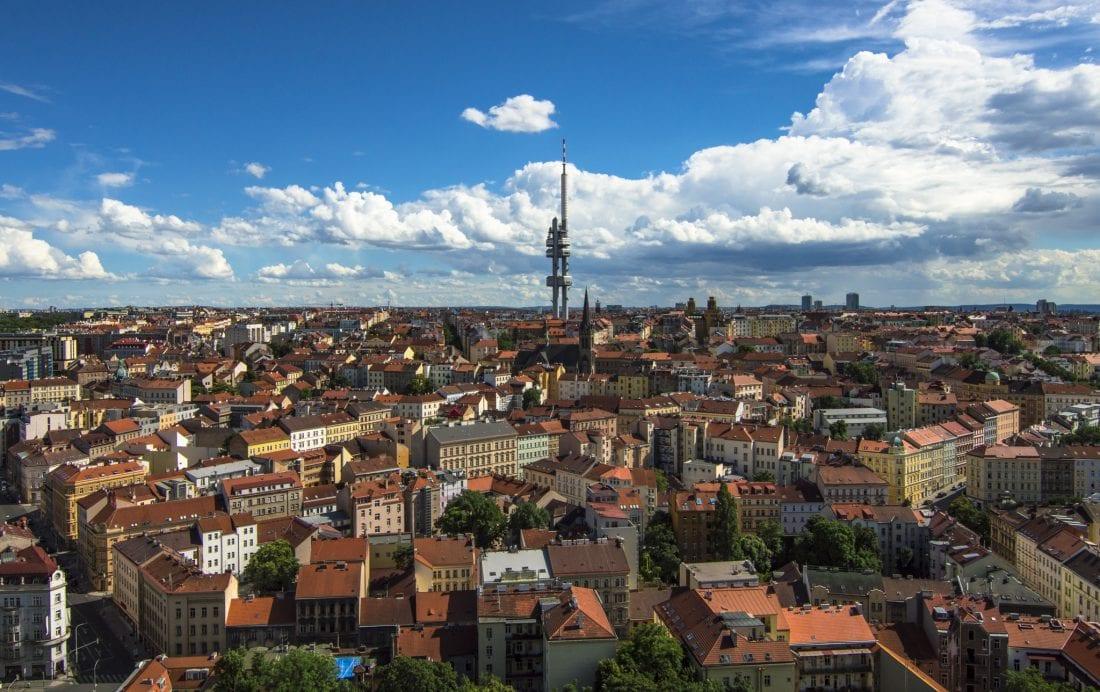 Getting off the beaten path in prague Neighborhood guide to prague - Exploring Zizkov