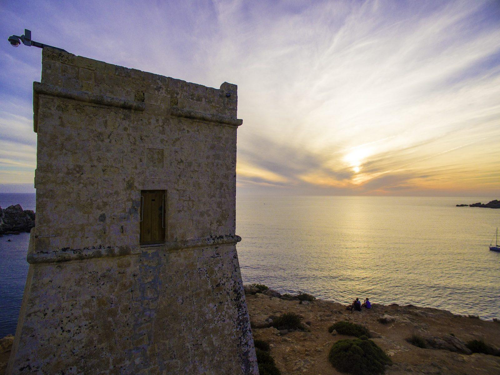 Ghajn Tuffieha in Malta