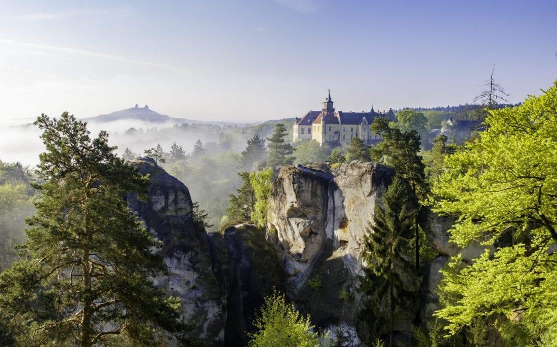 Coolest Castles in the Czech Republic - Trosky Castle