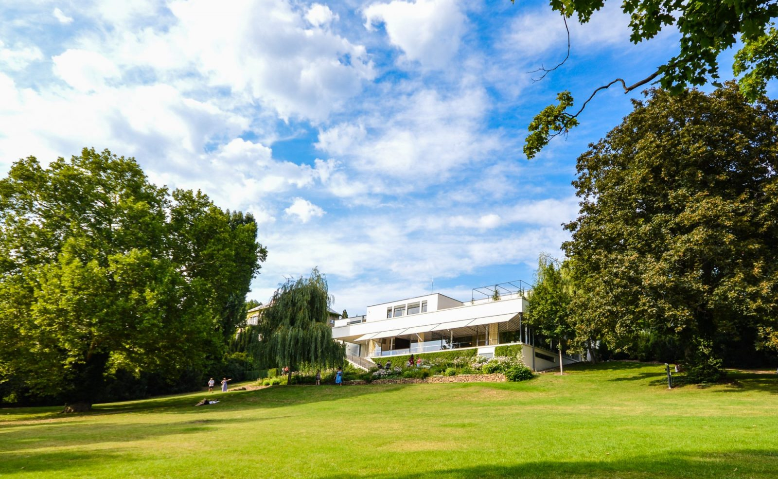 UNESCO Villa Tugendhat in Brno
