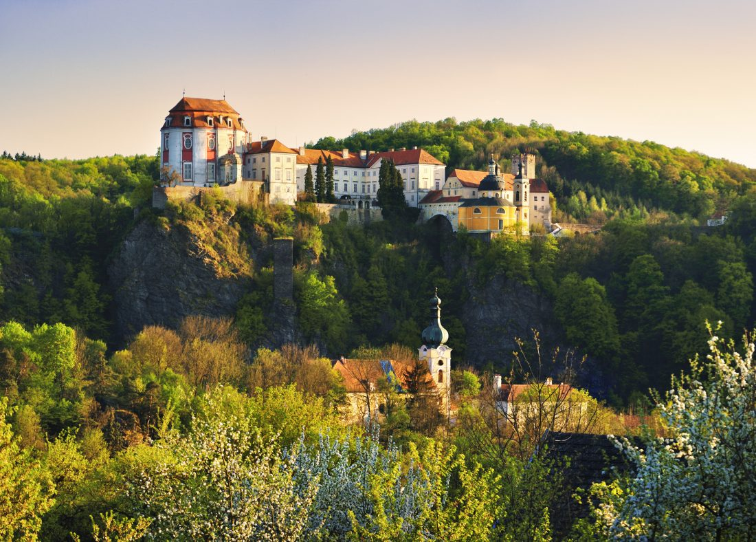 Vranov nad Dyji - Coolest Castles and chateaus in the Czech Republic