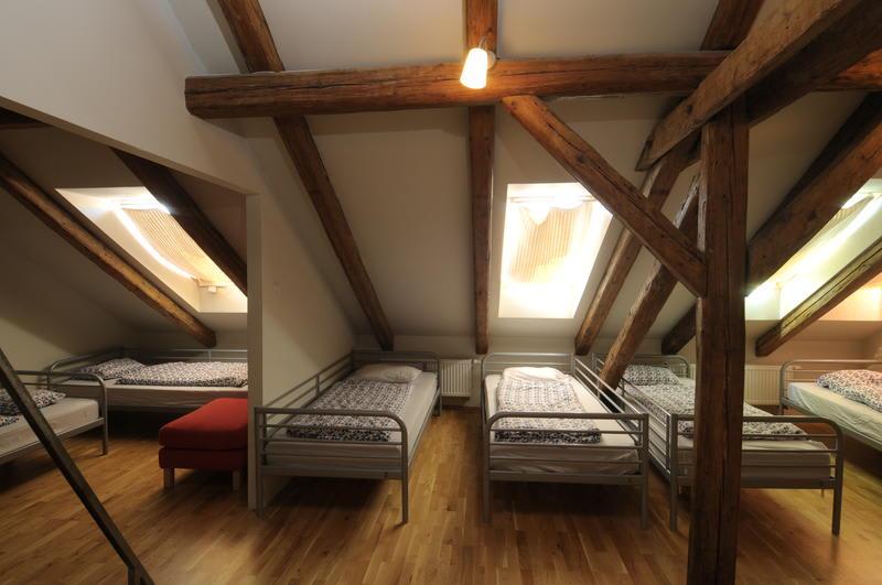 best party hostels in prague - hostel one