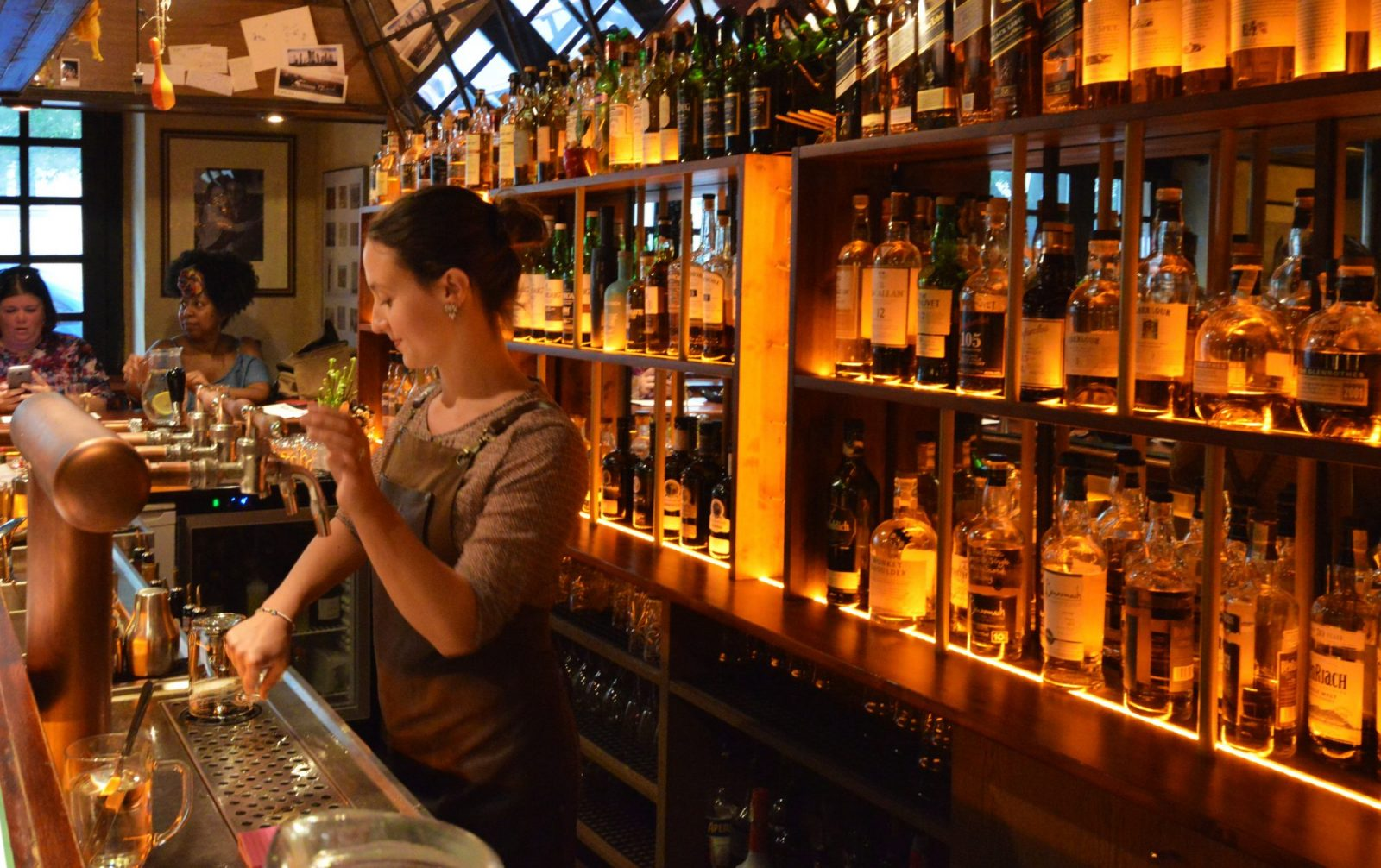 Best Bars in Brno - Whiskey Bar