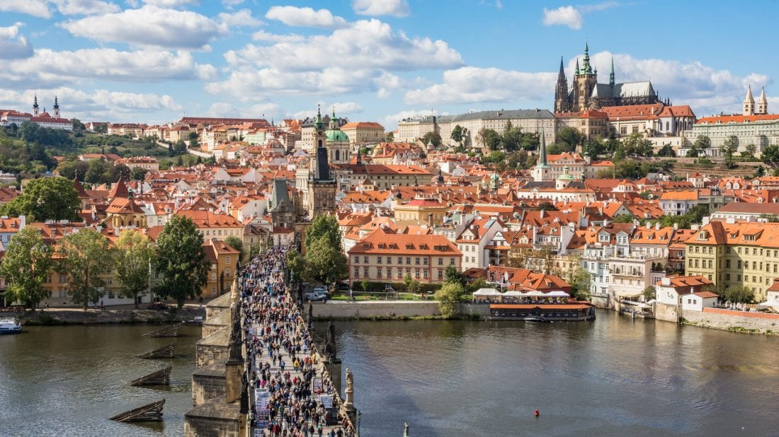 things to do in prague - prague castle, charles bridge, and mala strana