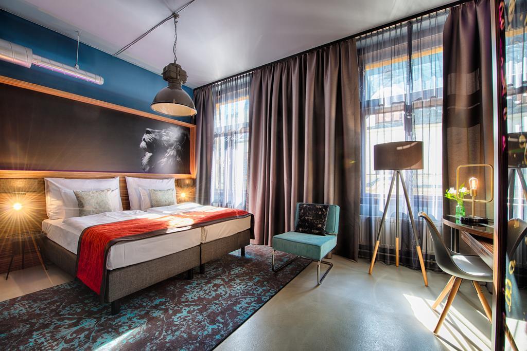 NYX Hotel in Prague