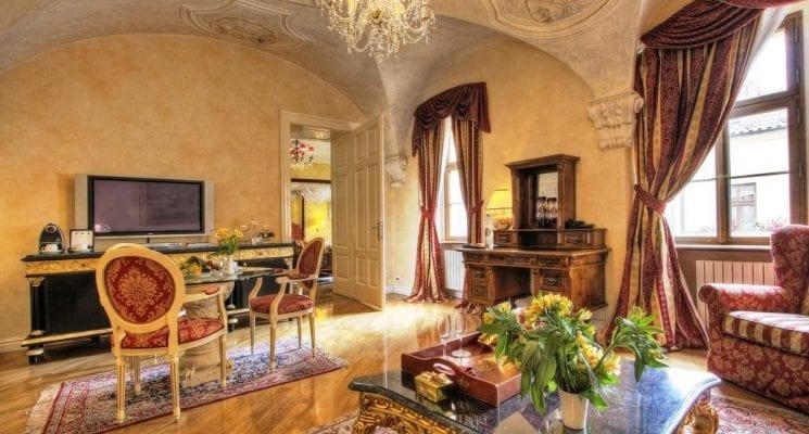 Alchymist Luxury Hotel in Prague
