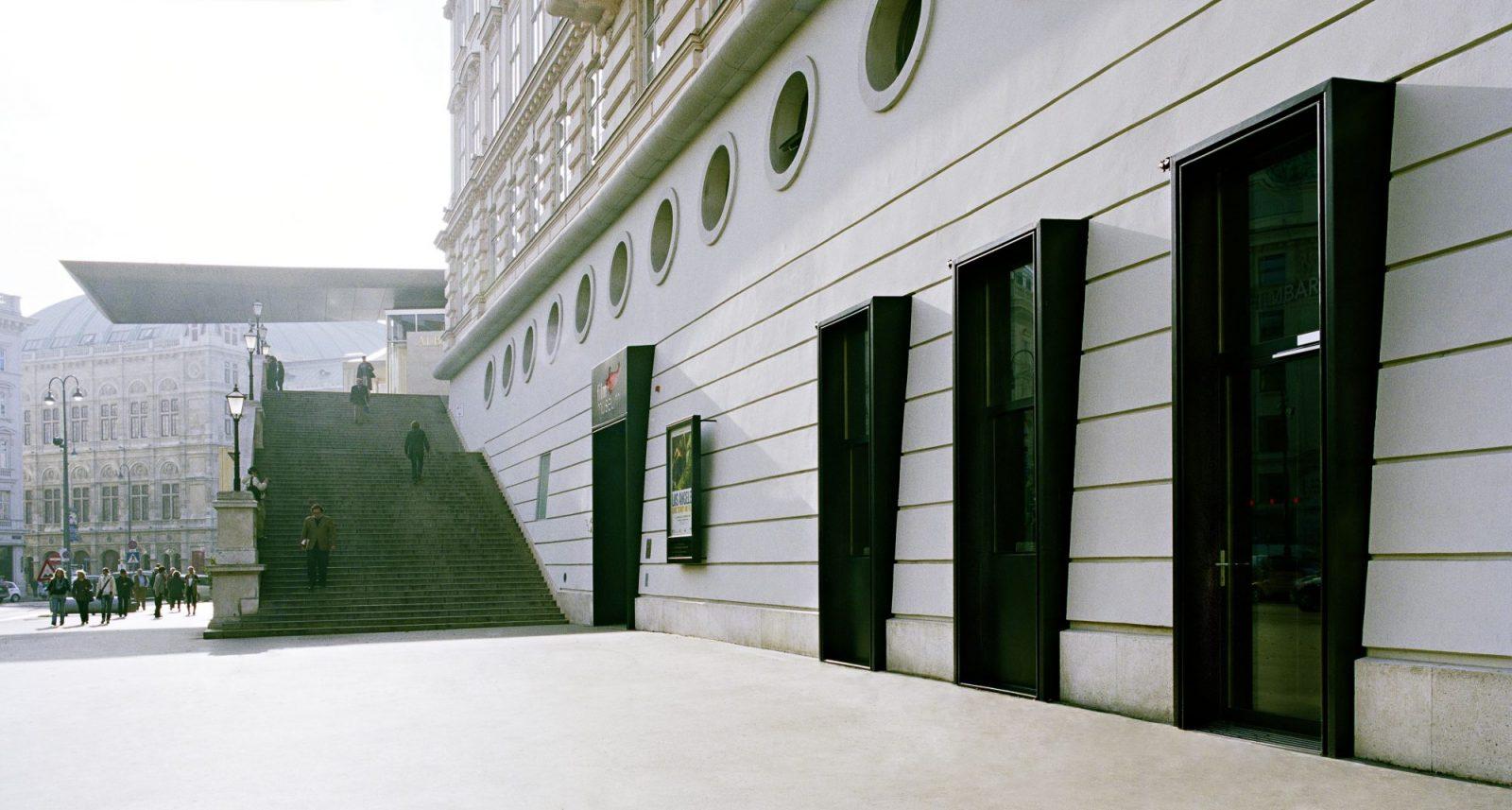 Austrian Film Museum in Vienna