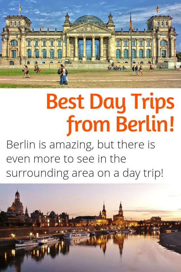 Best Day Trips from Berlin! There are plenty of amazing things to do in Berlin, but there's also loads of great day trips from Berlin! Here are the best! #berlin #daytrips #germany #europe #travel