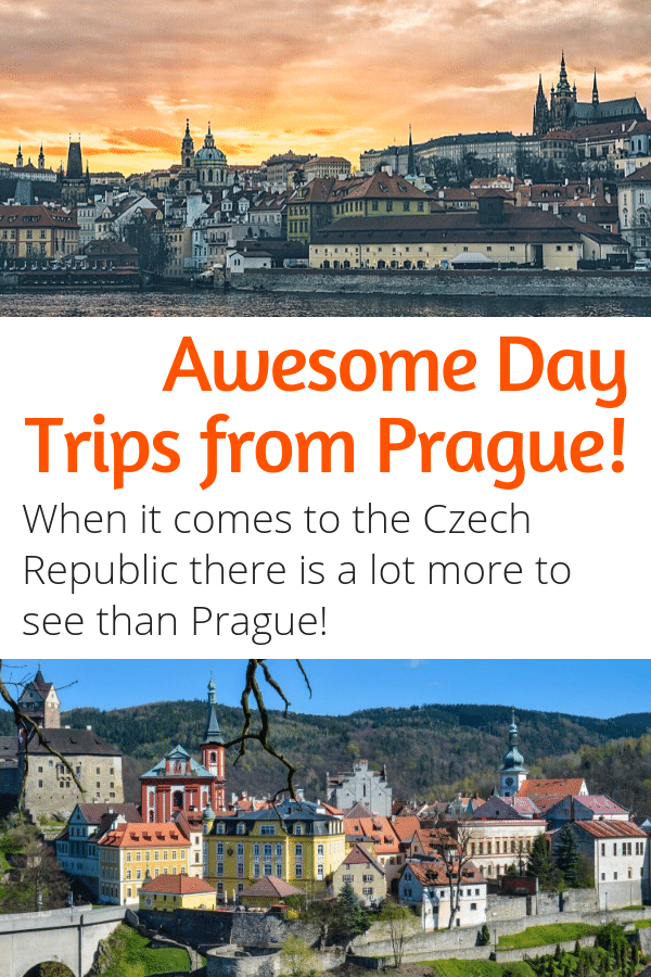 Best Day Trips from Prague - Discovered all the best things to do in Prague? Looking to explore the rest of the country? Here are all the best day trips from Prague! #prague #daytrips #czechrepublic #europe #travel