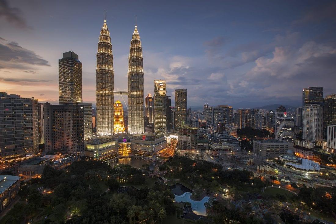 things to do in Malaysia - exploring Kuala Lumpur