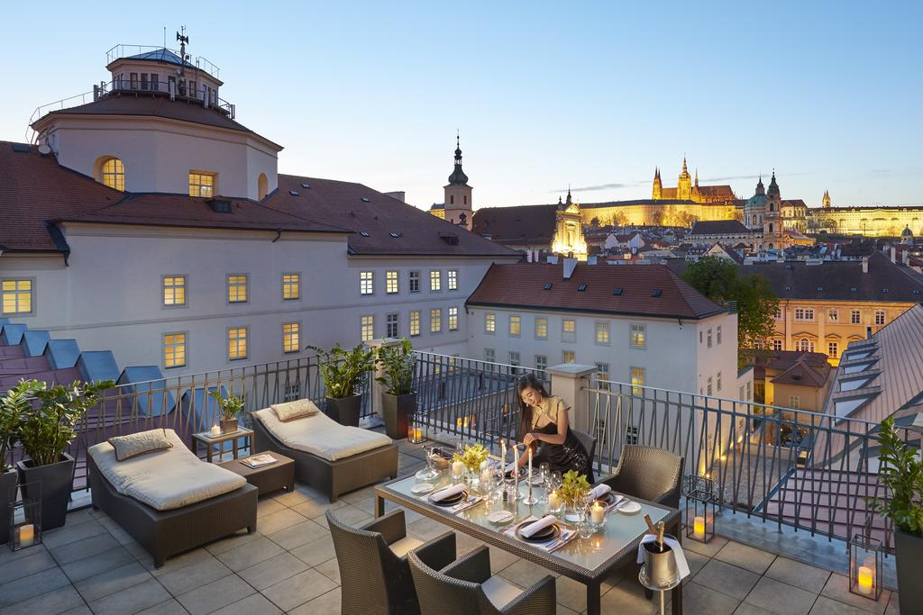 Mandarin Oriental Hotel in Prague