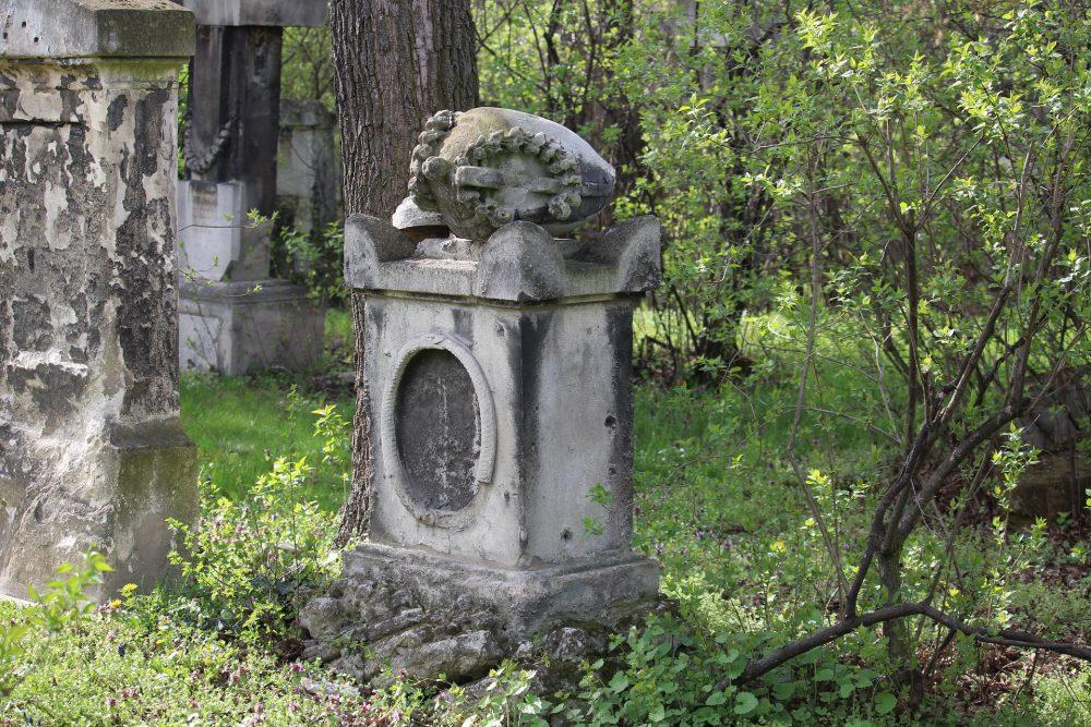 St Marx Cemetery in Vienna
