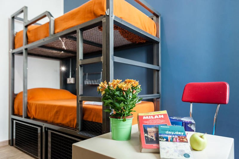 where to stay in milan - the best hostels in milan