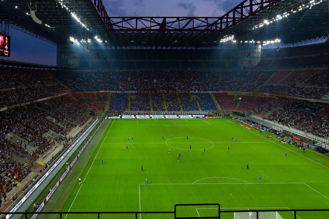 thing to do in milan - go see a football match in milan