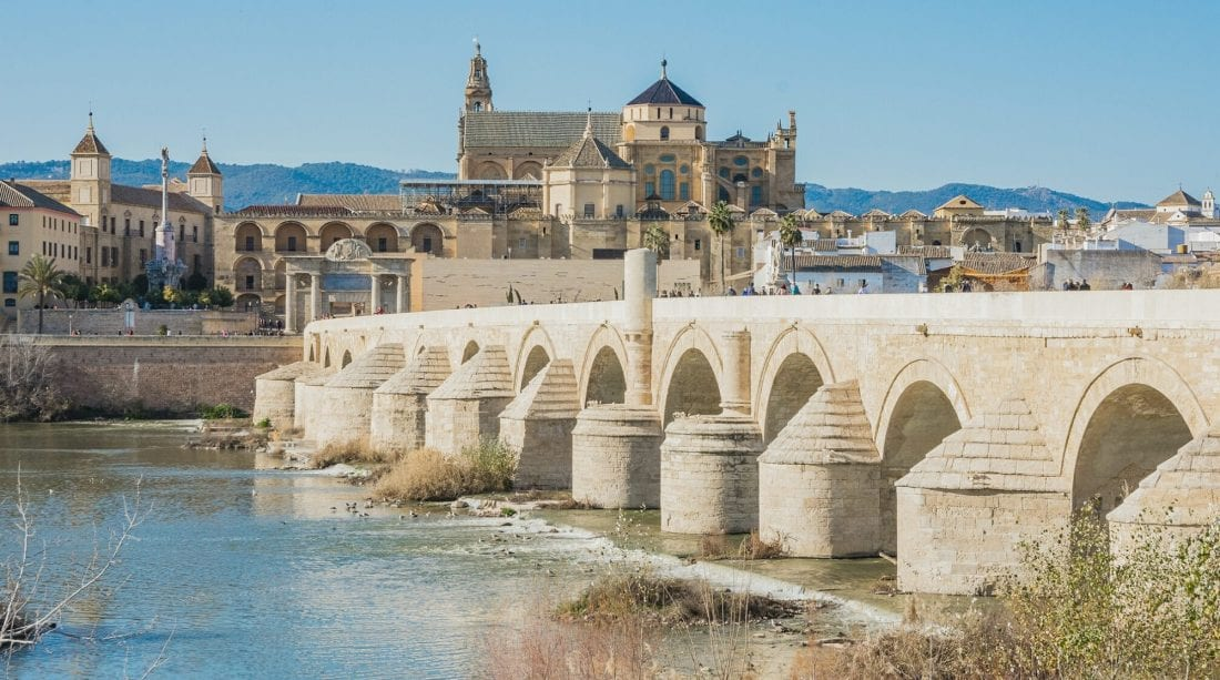 the best day trips from Madrid - Cordoba