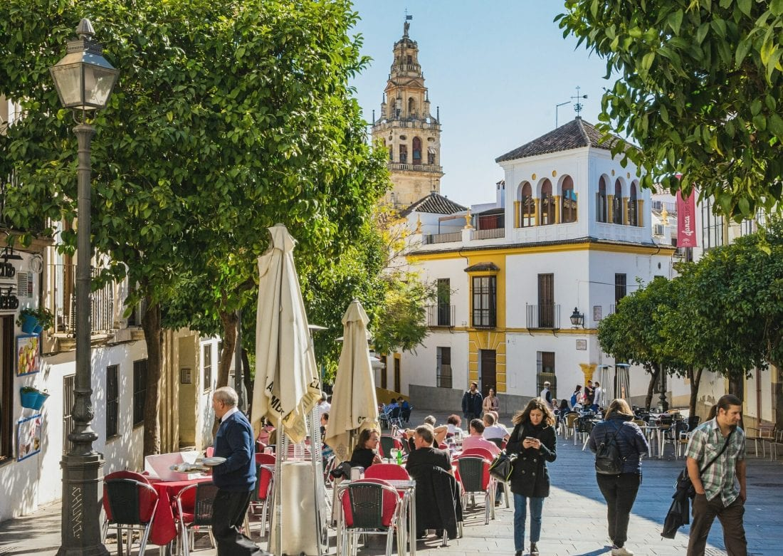 the best day trips from Madrid - Cordoba Spain