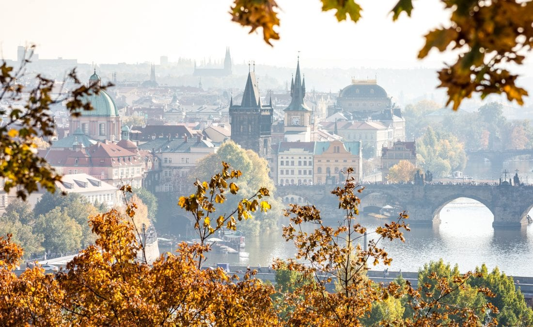 when to visit prague and the czech republic - autumn in prague