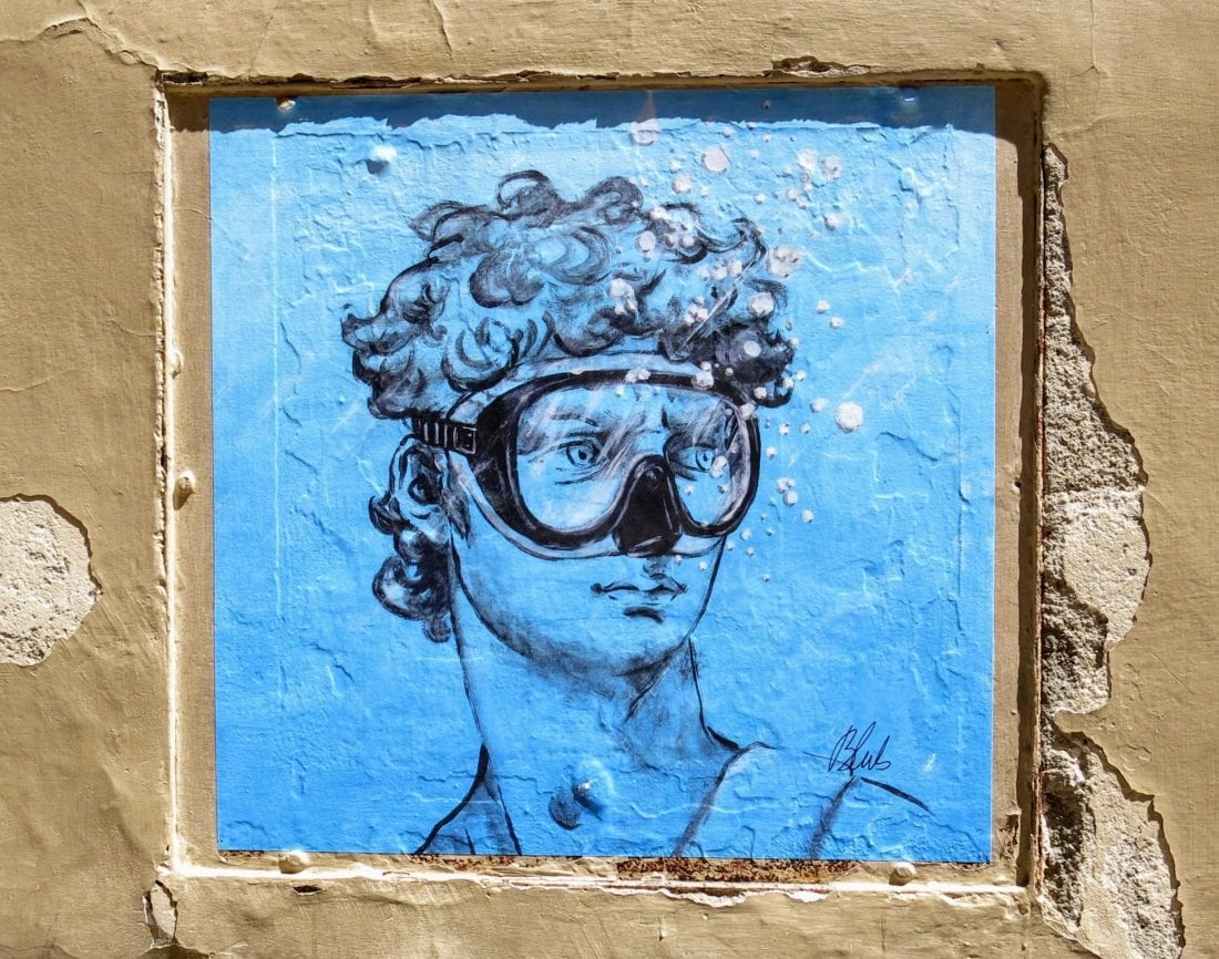 things to do in Florence - explore street art