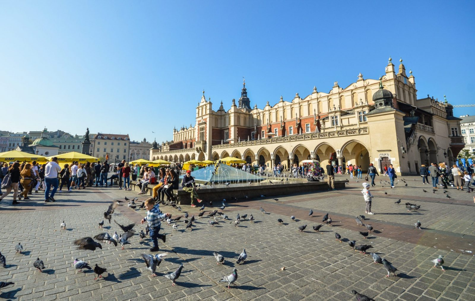 Things to do in Krakow Poland - Main Square