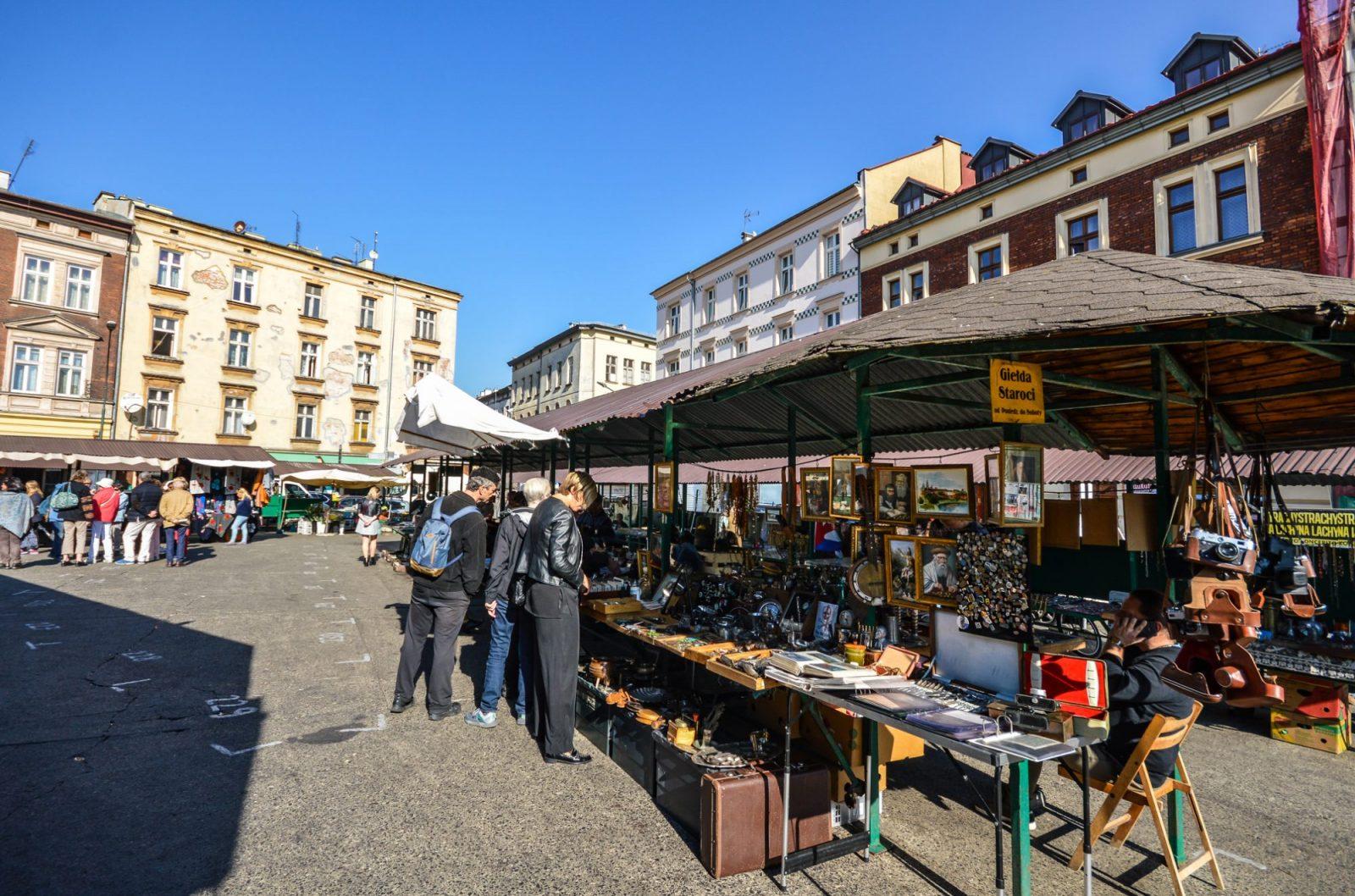 Market Hall Unitarg in Krakow