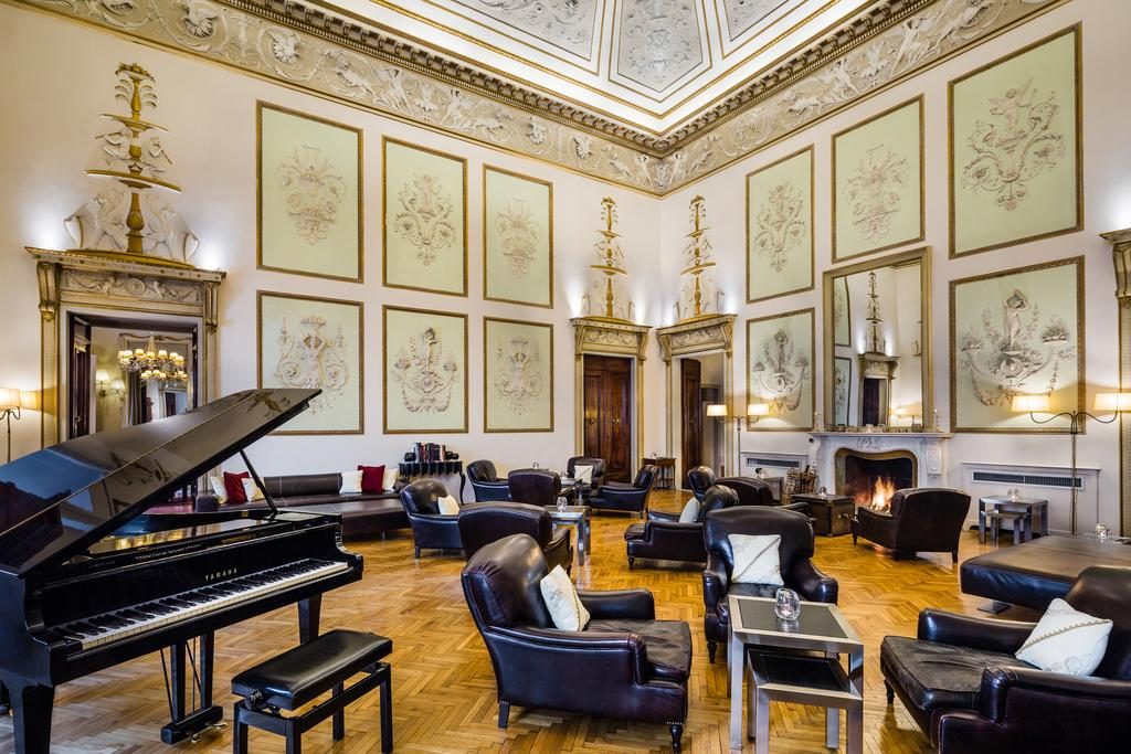 best luxury hotel in florence - Relais Santa Croce