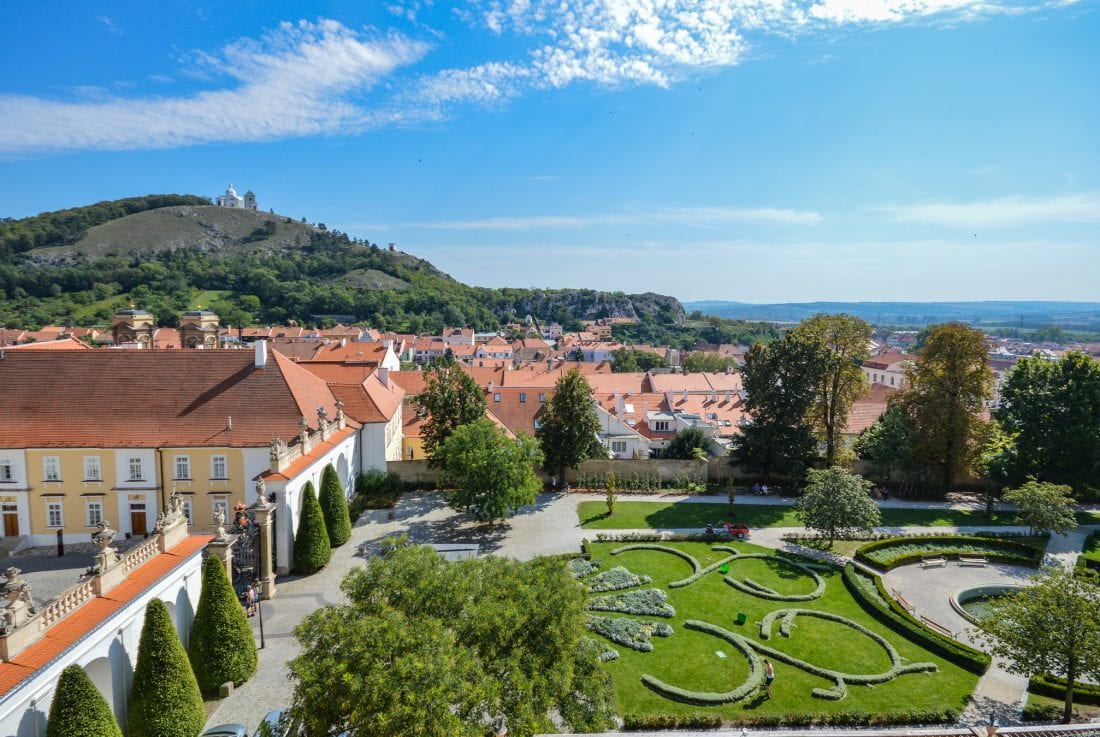 Visiting South Moravia Czech Republic - Mikulov
