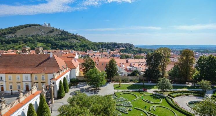 Visiting South Moravia Czech Republic - Mikulov