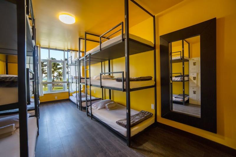 the best hostels in miami