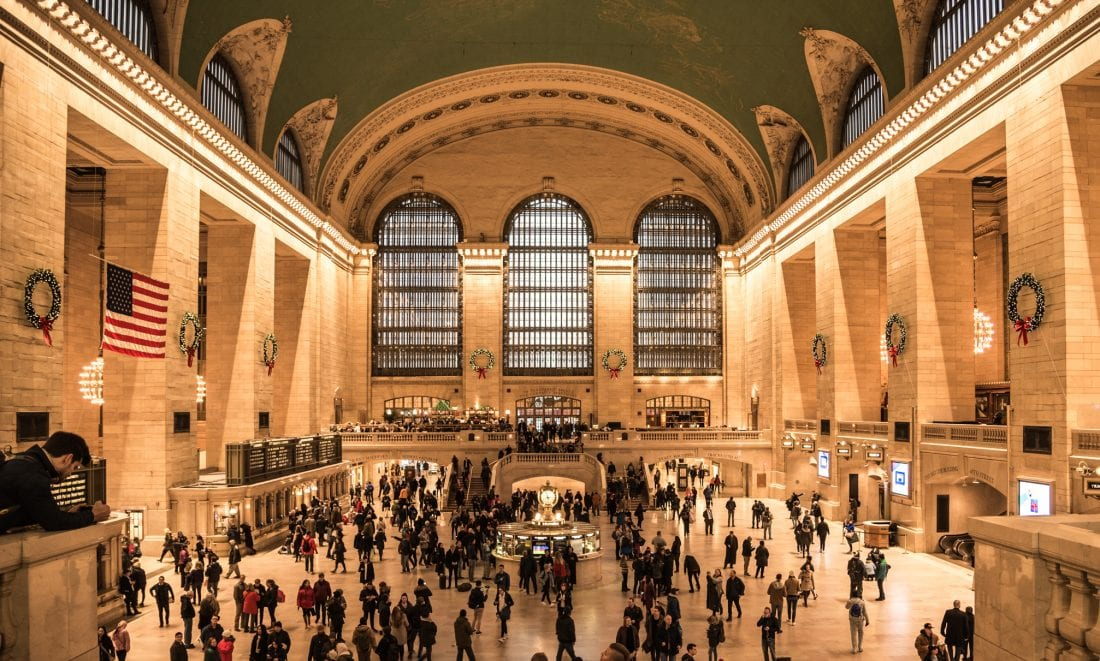 things to do in nyc for a first time visitor - grand central station