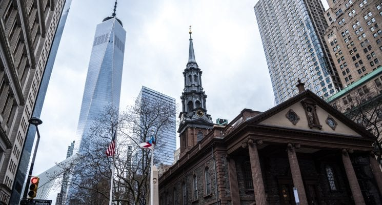 thing to do in NYC - Freedom tower