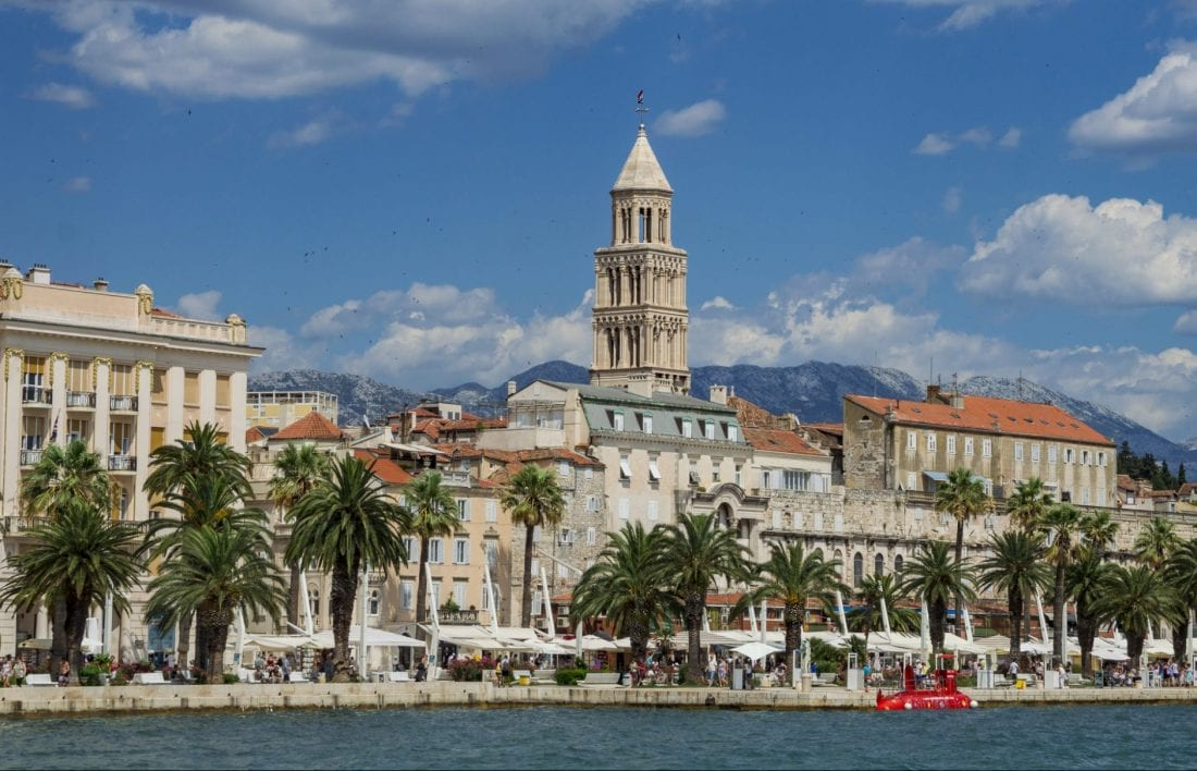 where to stay in split, the best hotels and hostels in split