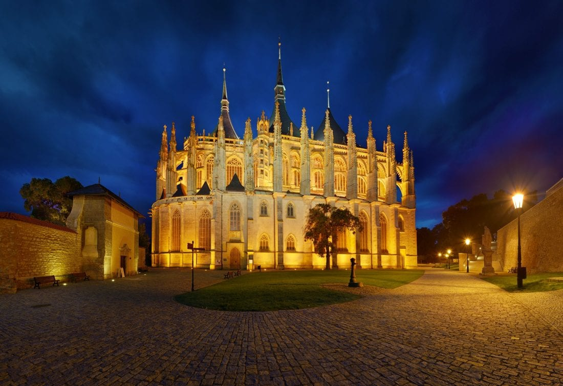 best day trips from prague, kutna hora