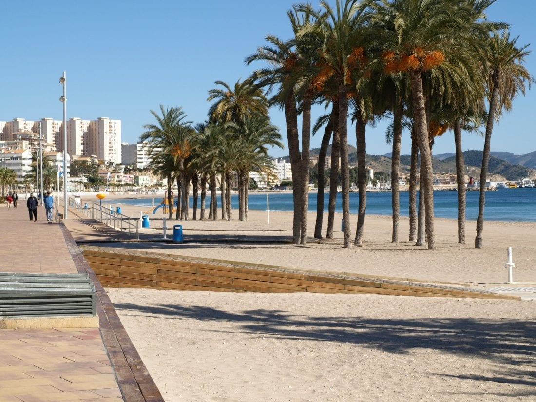 the best beaches in costa del sol
