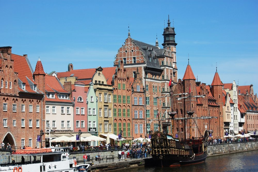 Best places to visit in Poland - Gdansk