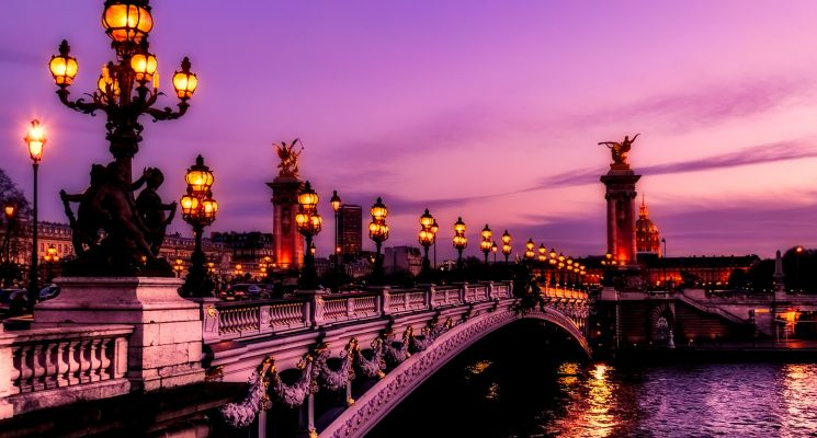 Stunning Bridges of Paris