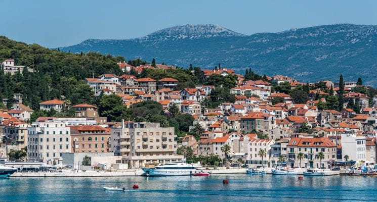 best hostels in Split Croatia